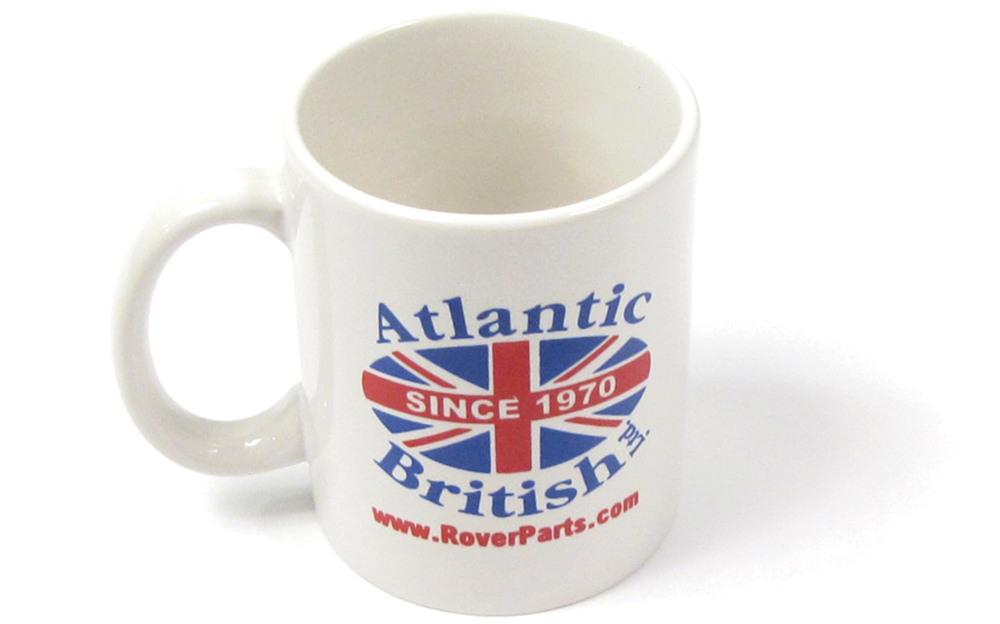 Coffee Mug: Ceramic With Atlantic British & British Pacific Logos
