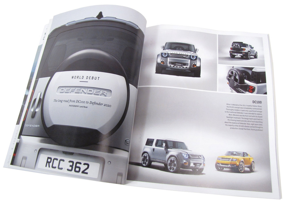 Alloy And Grit, Fall 2019 Edition, Land Rover Enthusiast And Lifestyle Magazine
