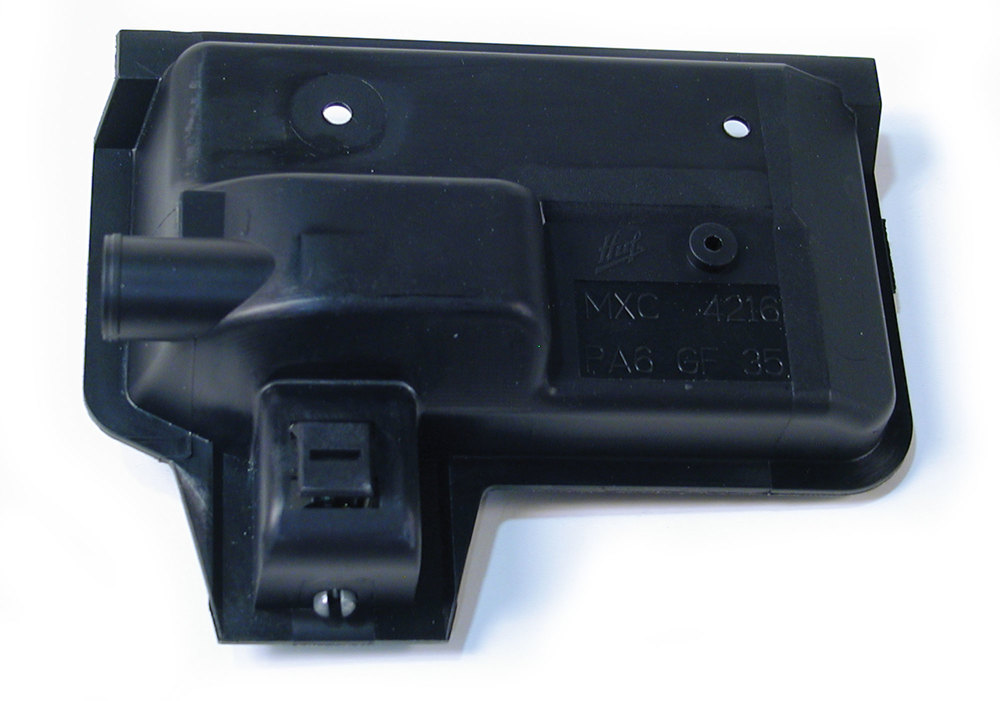 Genuine Inner Right Hand Door Handle ALR6858, Black, For Range Rover P38, 1995 - 1998 (See Fitment Notes)