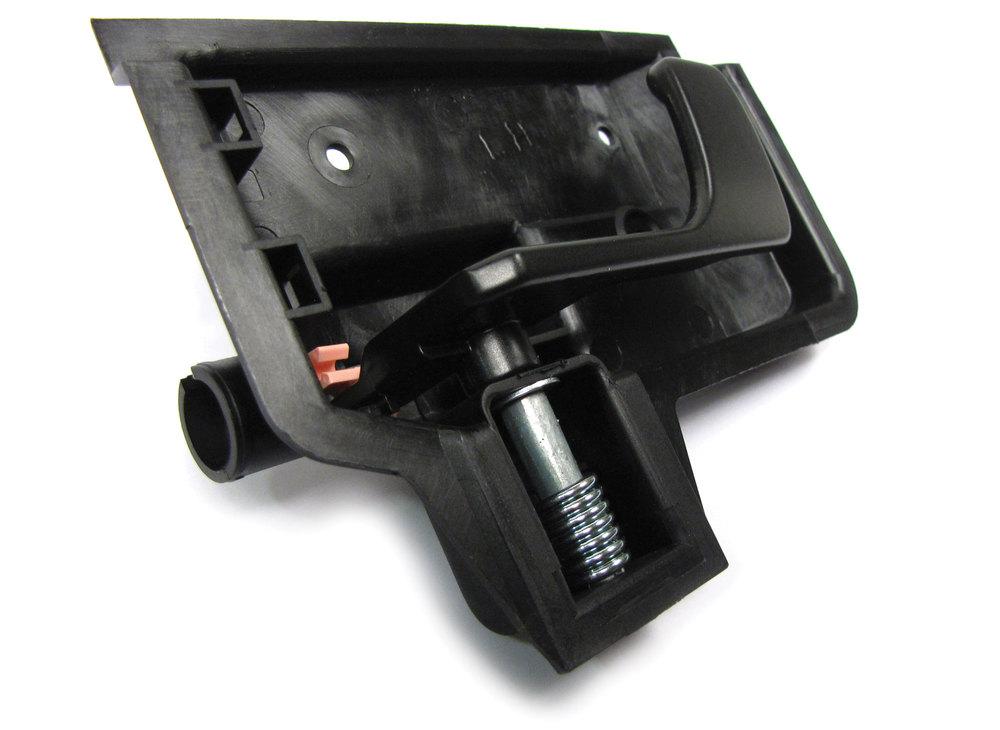 Genuine Inner Left Hand Door Handle ALR6859, Black, For Range Rover P38, 1995 - 1998 (See Fitment Notes)
