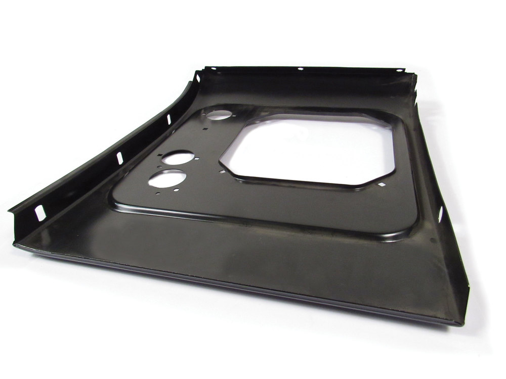 Genuine Front Panel Wing, Left Hand, For Land Rover Defender 90 1997