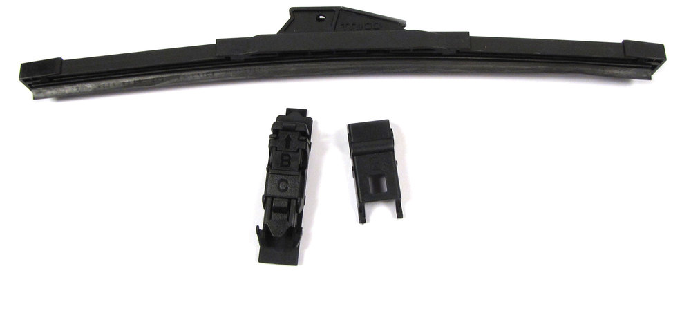 Rear Wiper Blade AMR1806, Winter Ice Flex Blade, New-Style Uniblade, For Land Rover Discovery I