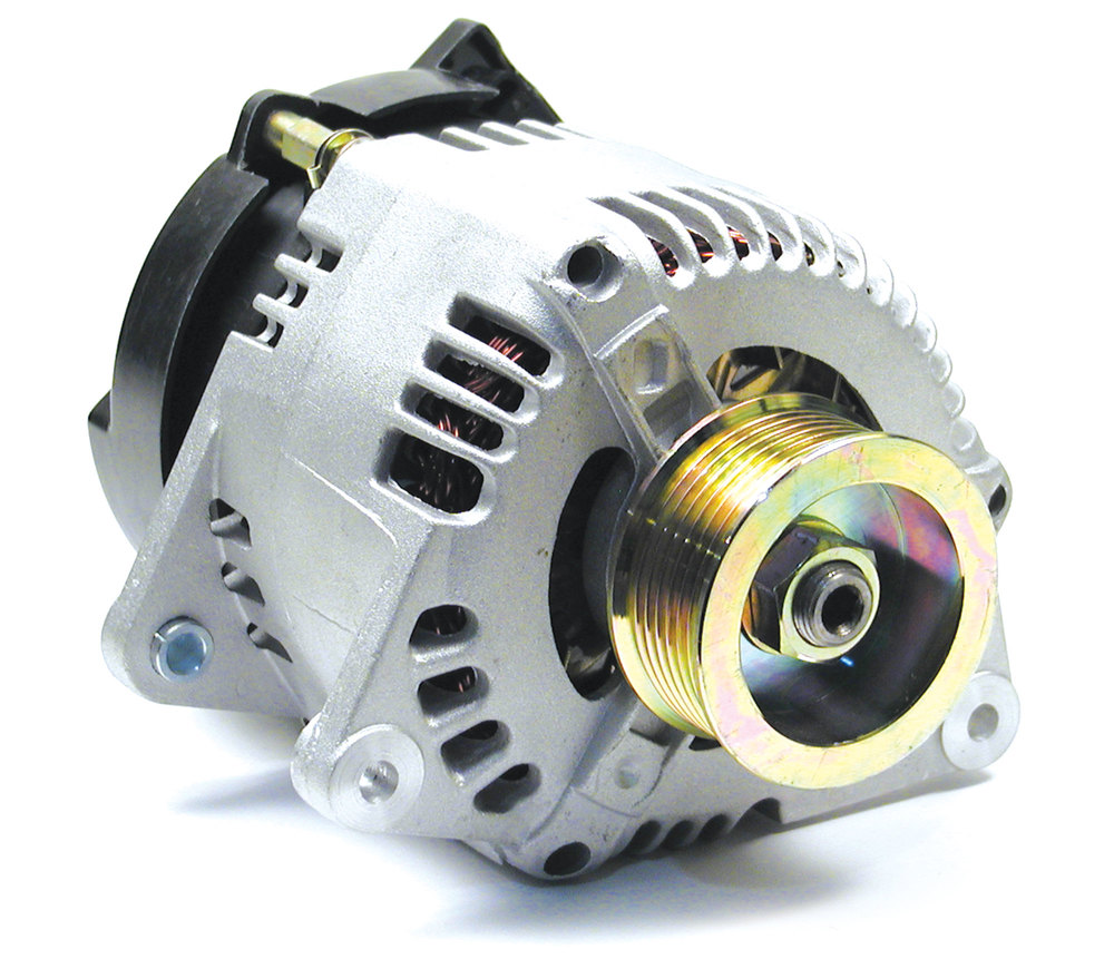 100 Amp Alternator AMR3107 For Land Rover Discovery I And Range Rover Classic (See Fitment Years)