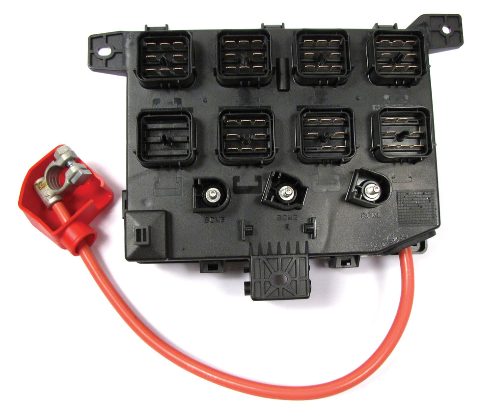 Genuine Engine Compartment Fuse Box AMR6405 For Range Rover P38