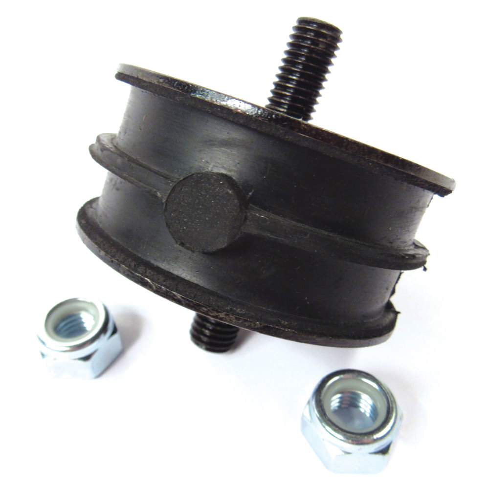 Transmission And Engine Mount, Includes Replacement Nuts, For Land Rover Discovery I, Defender 90 And Range Rover Classic (See Fitment Years)