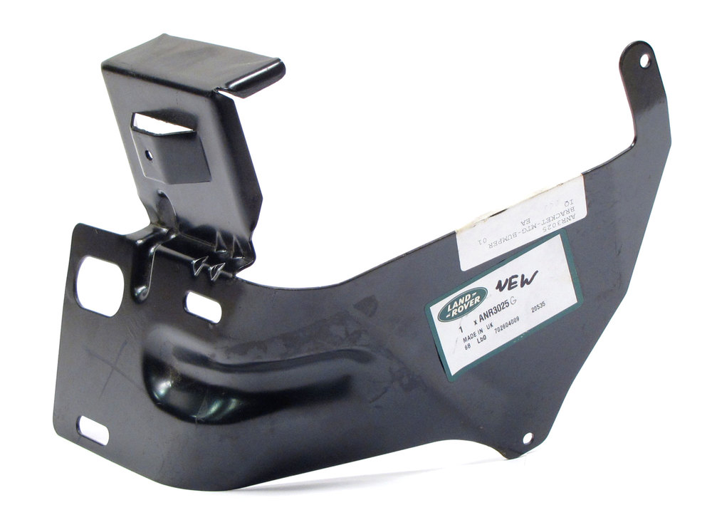 Genuine Mounting Bracket For Rear Right Bumper End Cap On Land Rover Discovery I