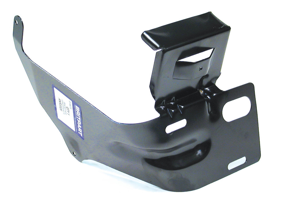 Mounting Bracket For Rear Left Bumper End Cap On Land Rover Discovery I