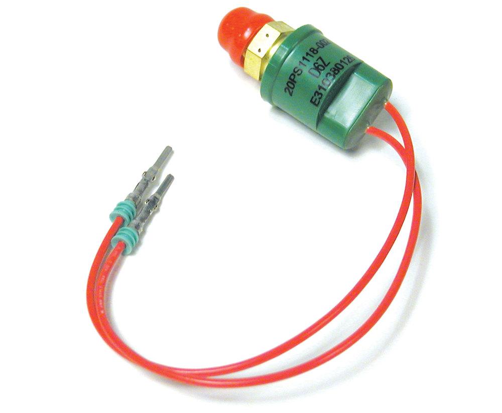 Air Suspension (EAS) - Pressure Switch