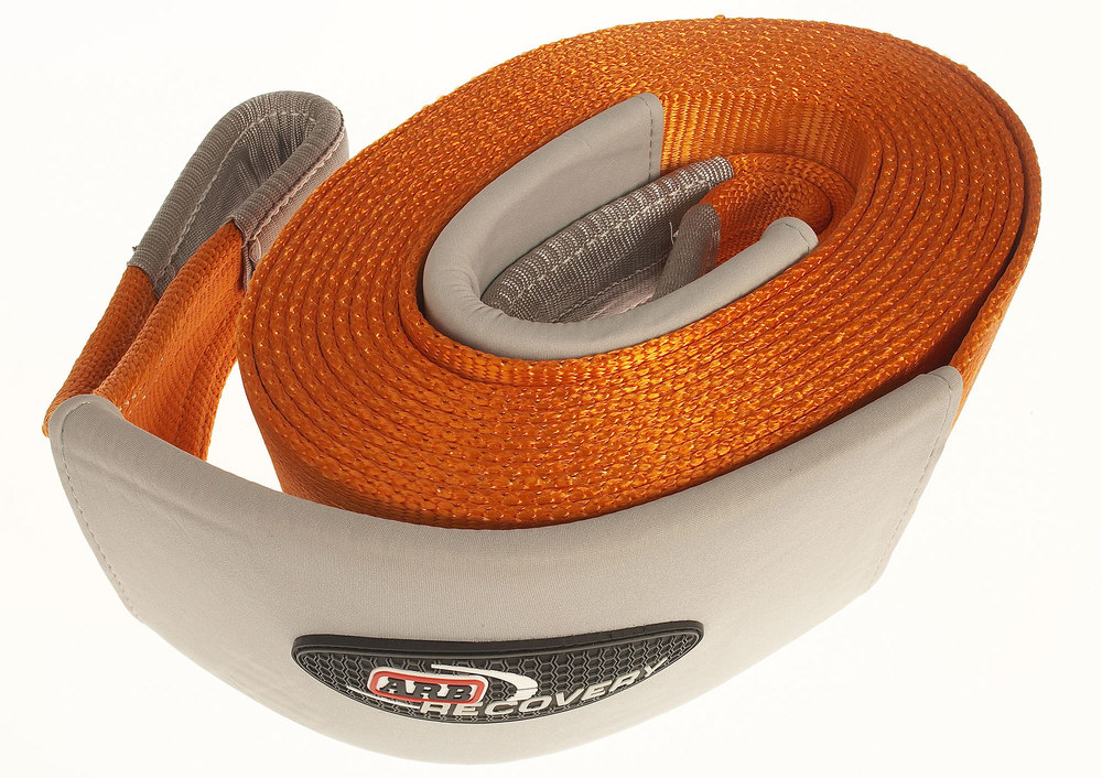 ARB Snatchstrap Offroad Recovery Strap, 17,500 Lbs. Breaking Strength