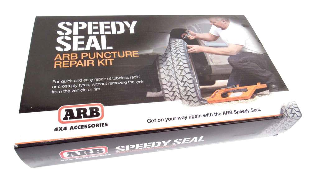 Speedy Seal Tire Puncture Repair Kit By ARB