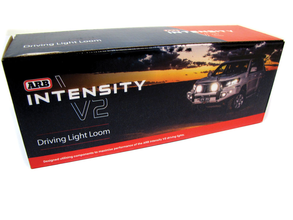 ARB Auxiliary Light Wiring Loom For Intensiity V2 Driving Lights