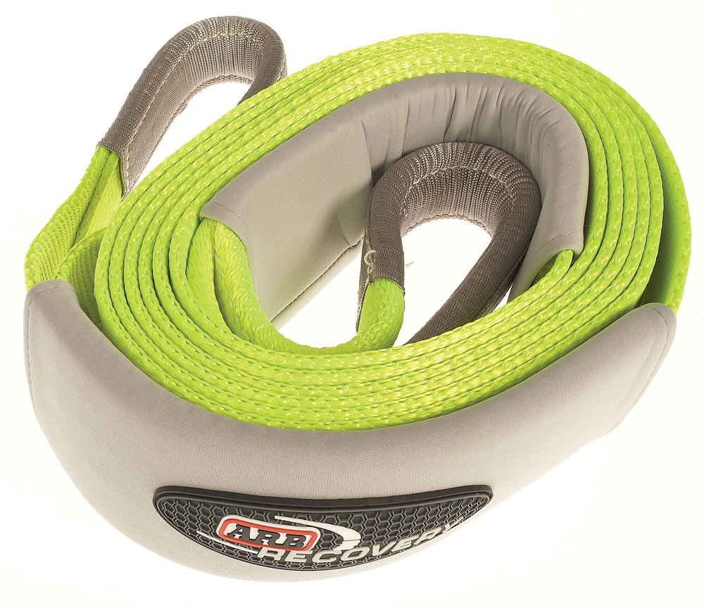 ARB Tree Trunk Protector Recovery Strap, 26,500 Lbs. Break Strength, 10 Foot Length