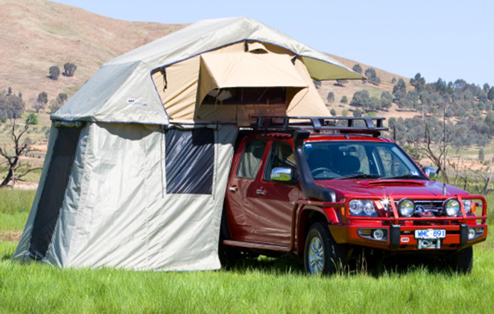 ARB Touring Rooftop Tent, Simpson Series III With Annex Room, 803804