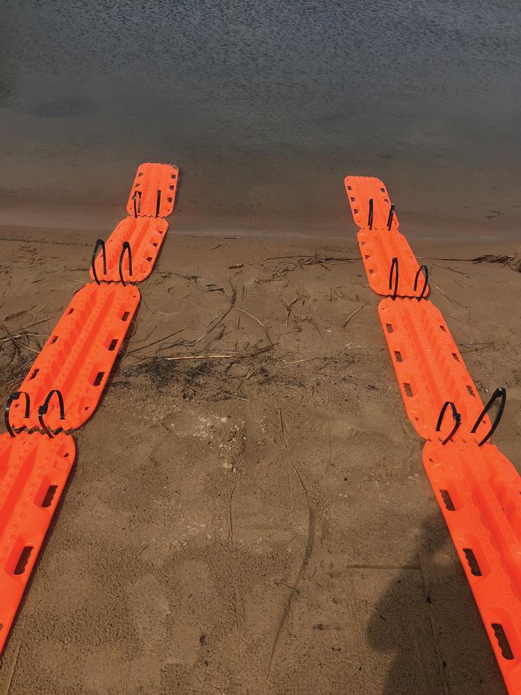 ActionTrax Extreme Zip Tie Link Black (Single)