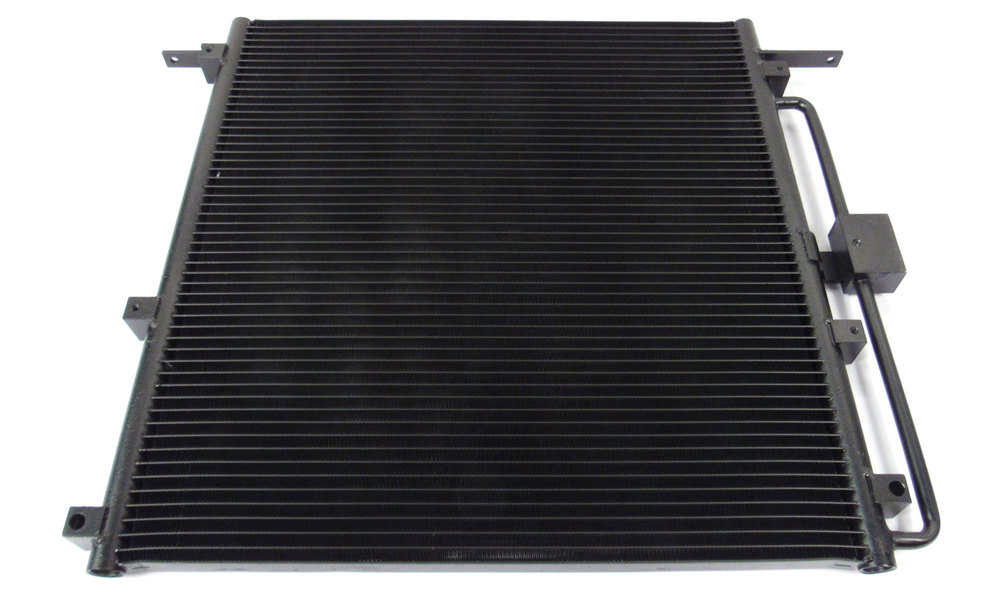 A/C Condenser Without Fans By Nissens AWR1624 For Range Rover P38