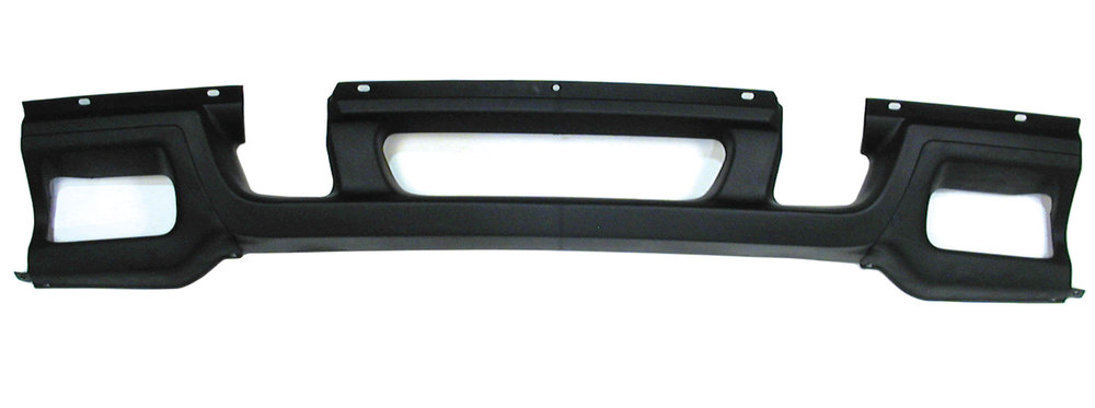 Genuine Spoiler Panel AWR2438PMD For Front Bumper With Fog Lights On Land Rover Discovery I