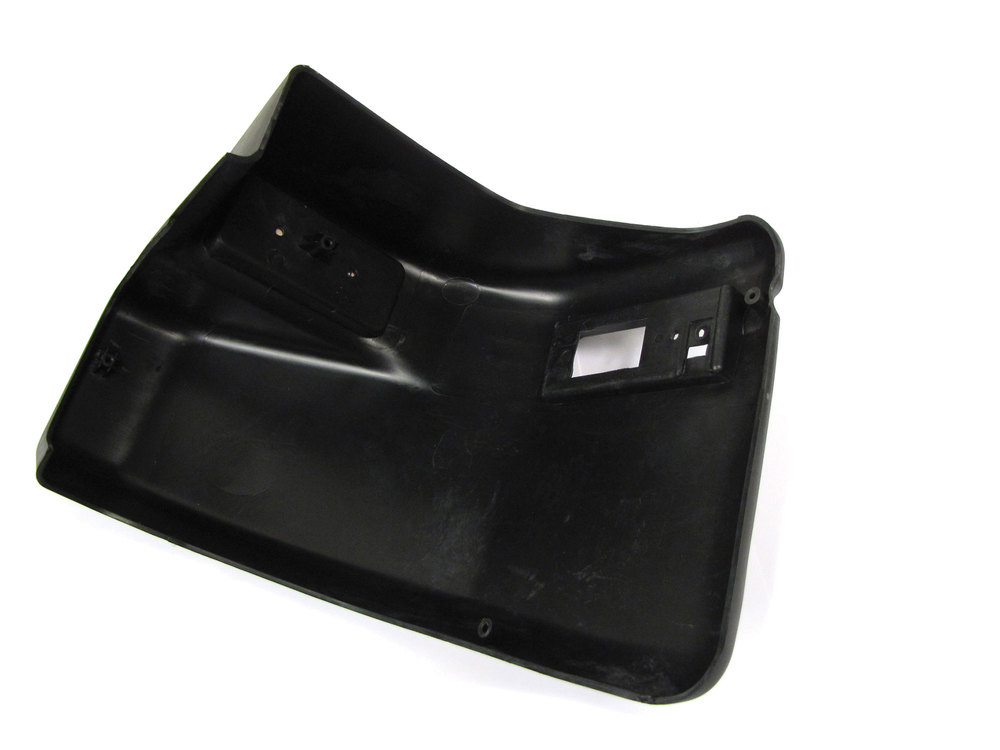 Genuine Bumper End Cap, Rear Left Hand, For Land Rover Discovery I