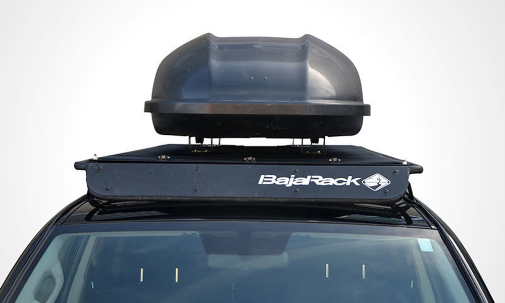 Thule And Yakima Accessory Mounts For BajaRack Roof Racks, 4-Piece Set