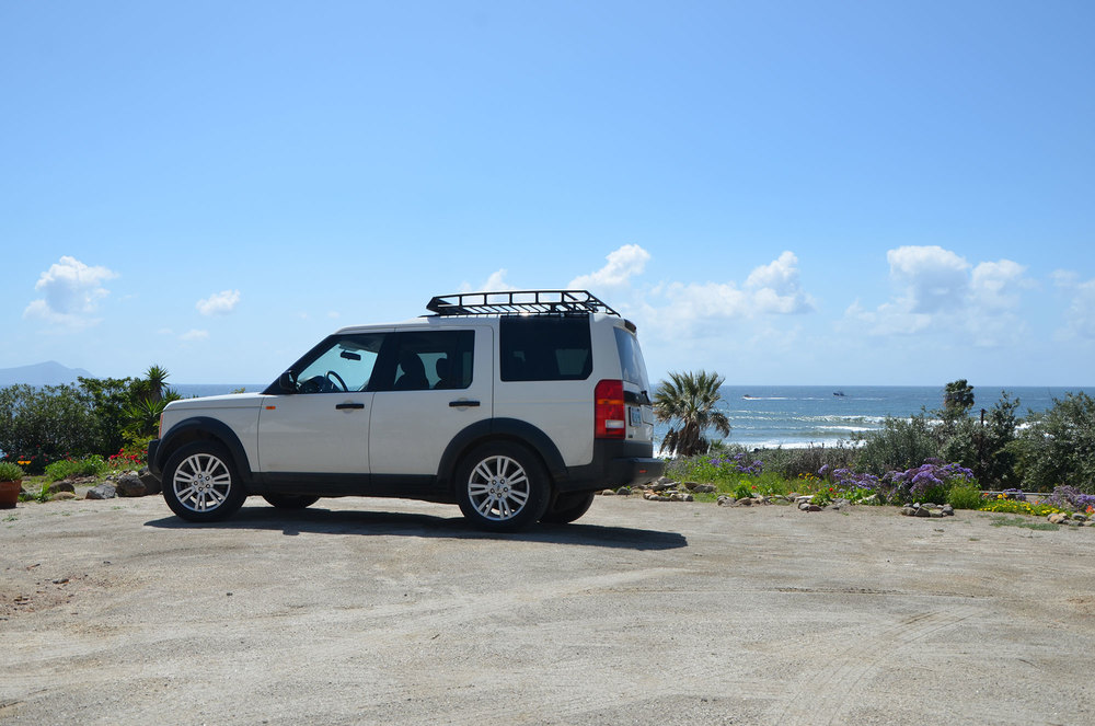 Short Basket Roof Rack By BajaRack (50W X 58L X 5H Inches)