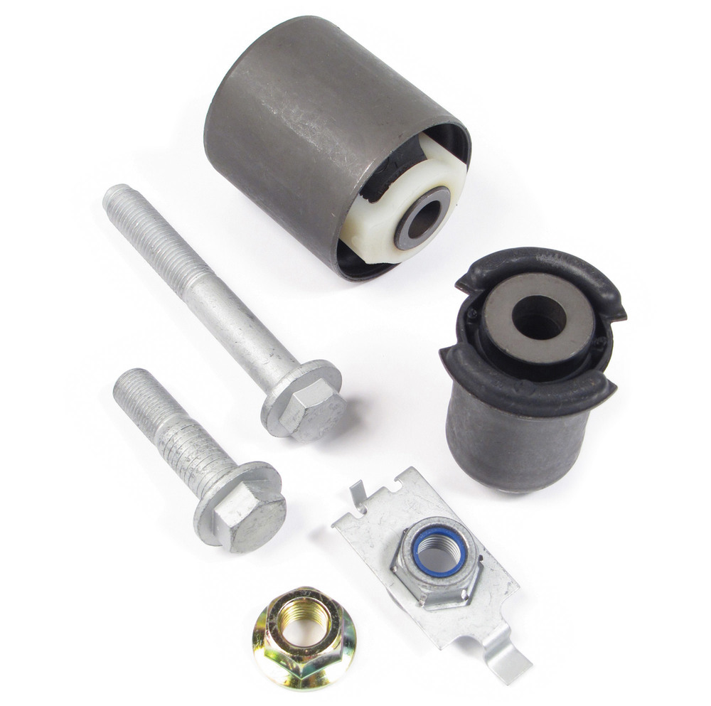 Bushing Kit, Rear Lower Control Arm, Includes Bushings, Bolts And Hardware, For Land Rover LR3