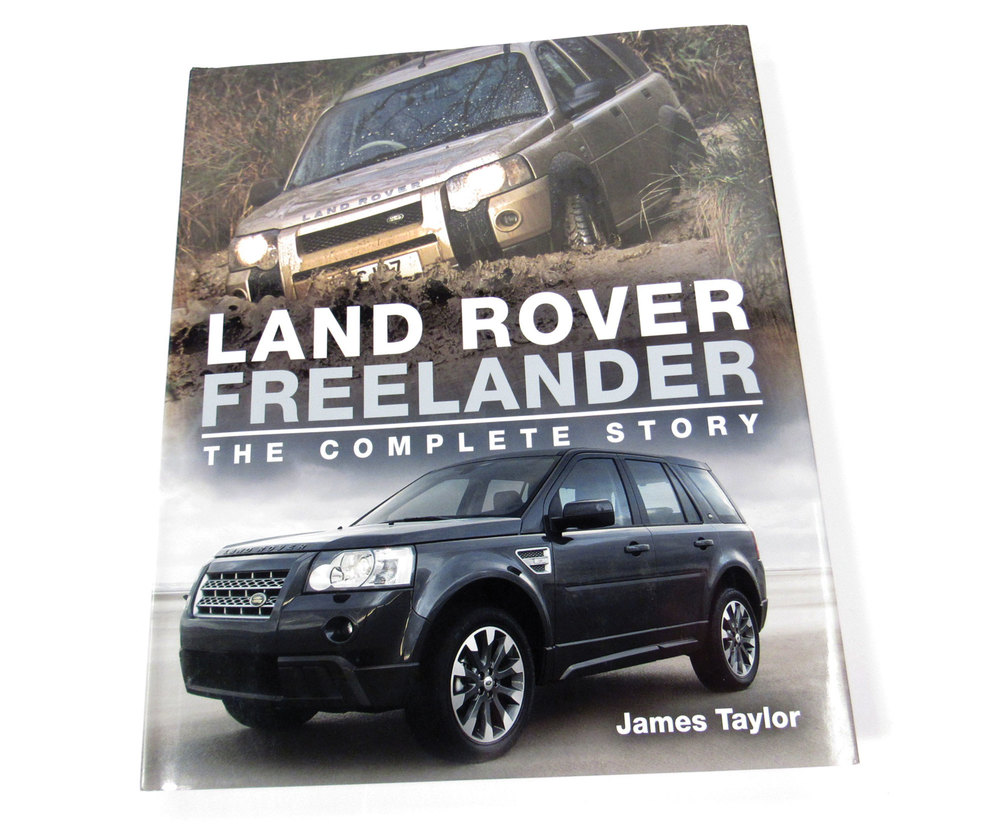Book: Land Rover Freelander : The Complete Story