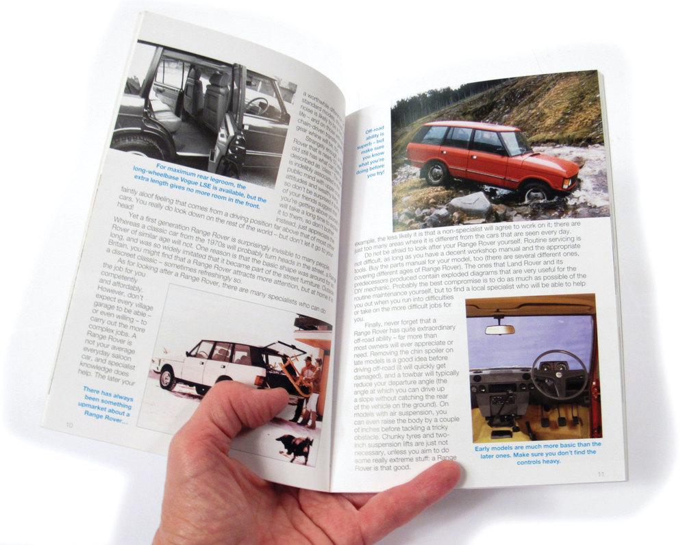 Range Rover 1st Gen 70-96 Essential Buyer's Guide