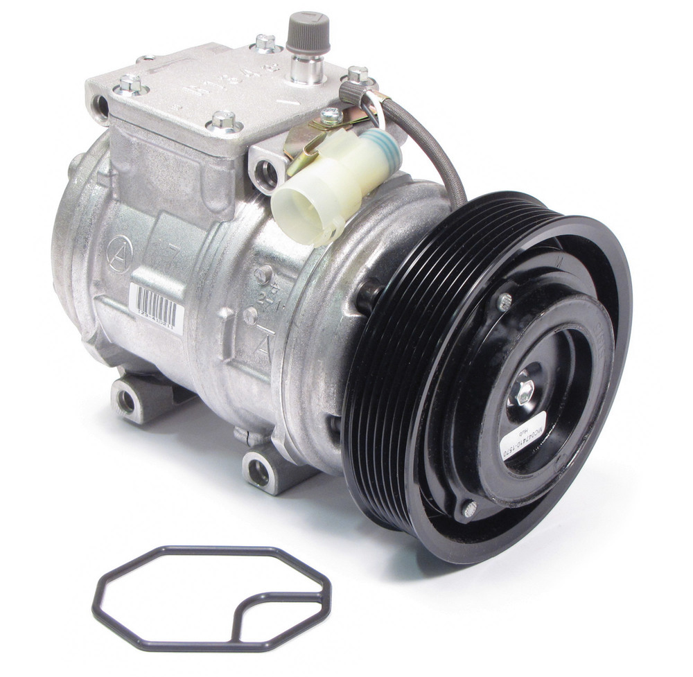 A/C Compressor By Denso For Discovery 1, Range Rover Classic And Defender 90
