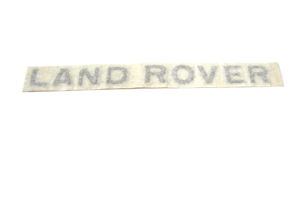 Decal Hood D90 Station Wagon - Land Rover