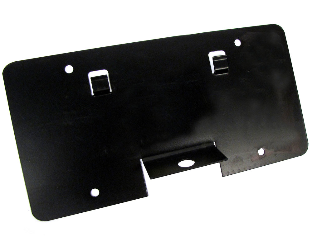 License Plate Mount Front D1