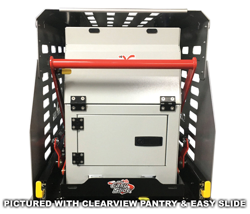Clearview Fridge Cage For ES-100 / ES-150 Slides