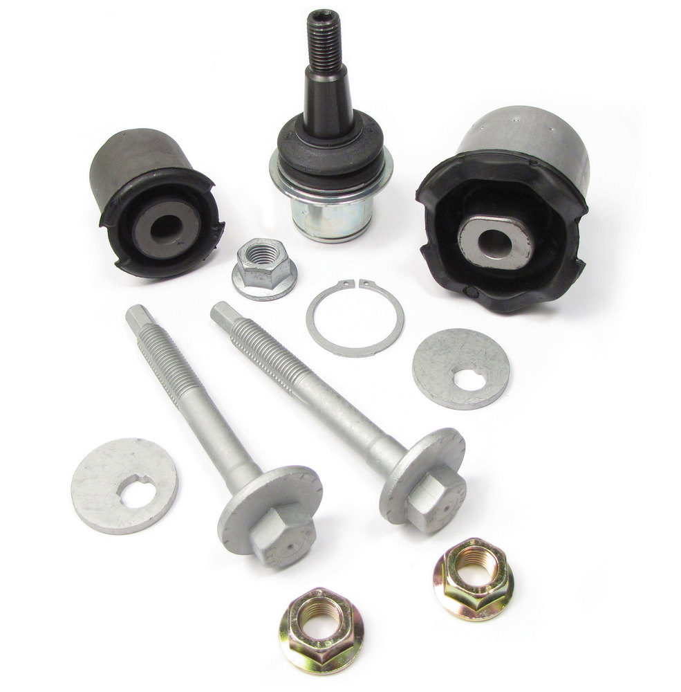 Control Arm Rebuild Kit, Front Lower, For Land Rover LR3 And LR4, Includes New Ball Joint, Bushings And Hardware