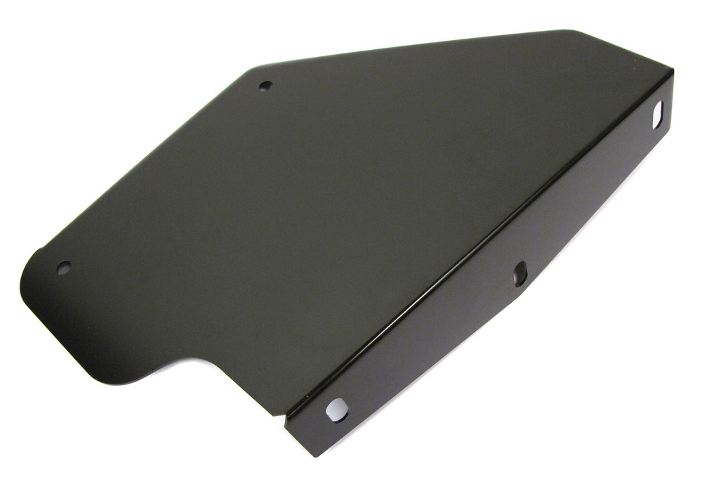 Mud Flap Bracket - Right Hand - Front