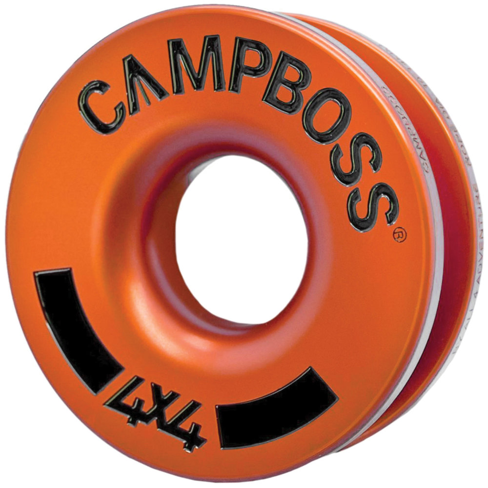 Boss Ring And Boss Shackle, Round Recovery Ring And Soft Shackle, By CampBoss 4X4
