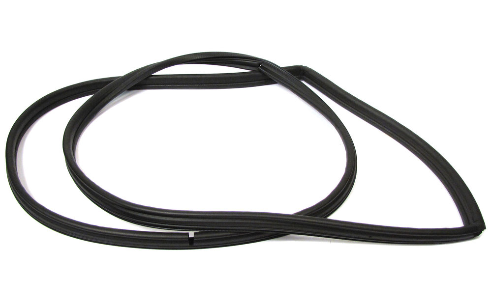 Genuine On-Body Door Seal CFE500580, Right Front, For Land Rover Discovery I, 1994 -1996, And Discovery Series II
