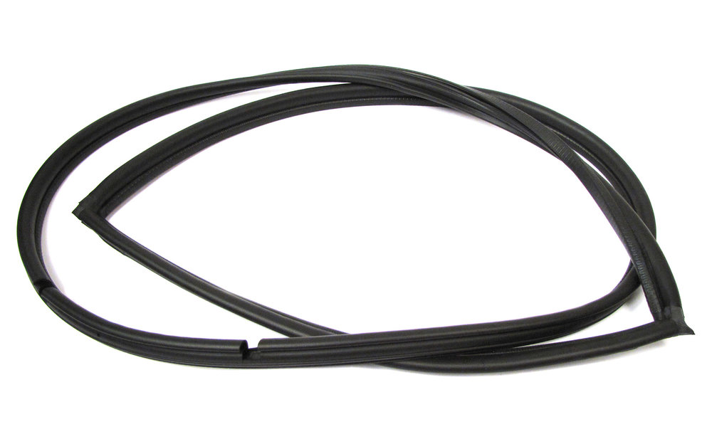 Genuine Door Seal CFE500610, Left Hand Rear On-Body, For Land Rover Discovery I And Discovery Series II