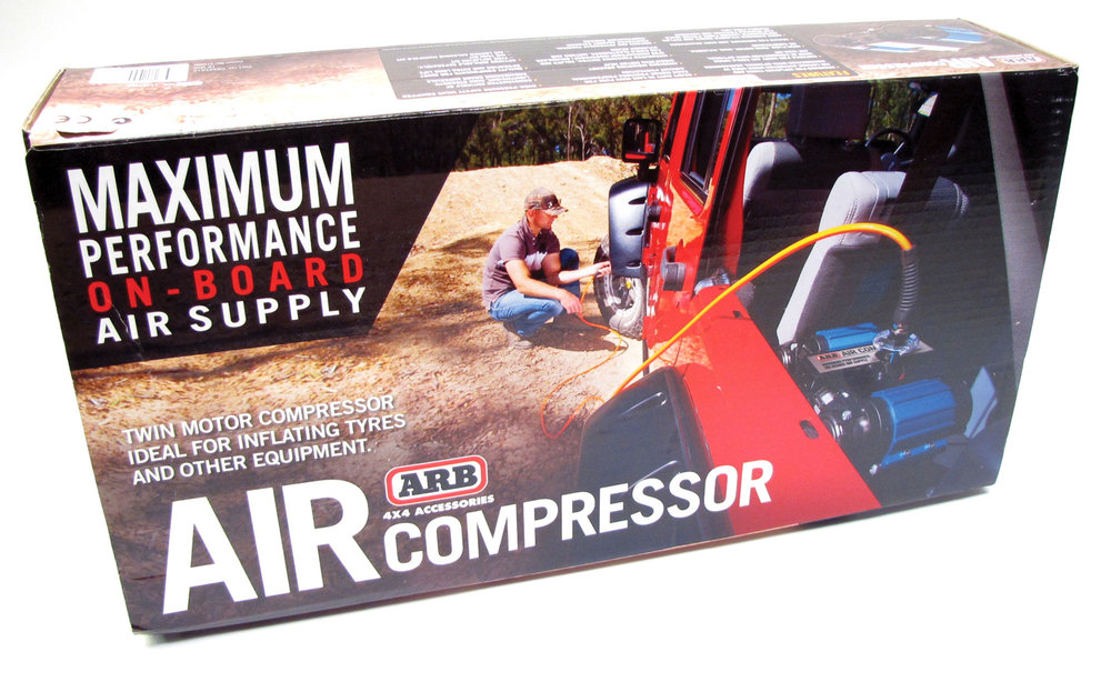 ARB air compressor box