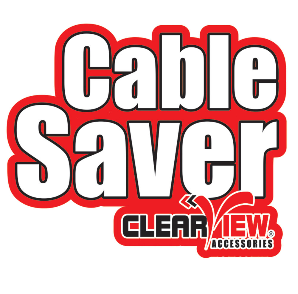 Clearview Cable Saver, Portable Refrigerator Cable Protector (For Use With Refrigerator Slides)
