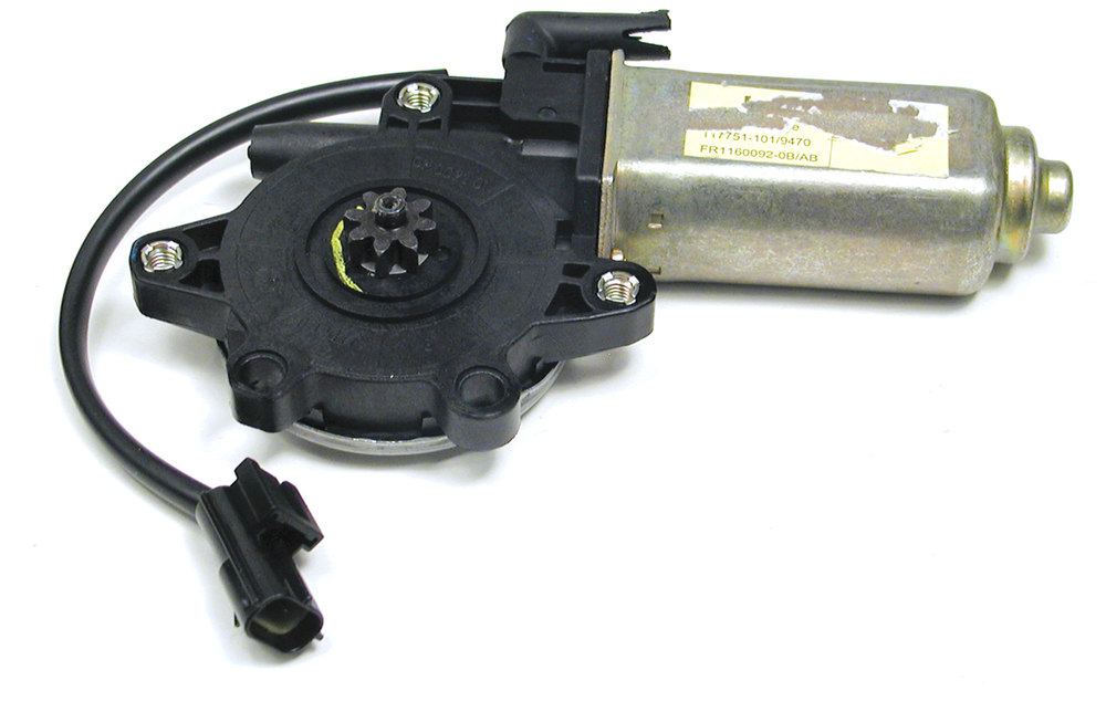 Window Motor CUR100440 For Land Rover Discovery I, Discovery Series II And Range Rover Classic 1995-Only (See Fitment Notes)