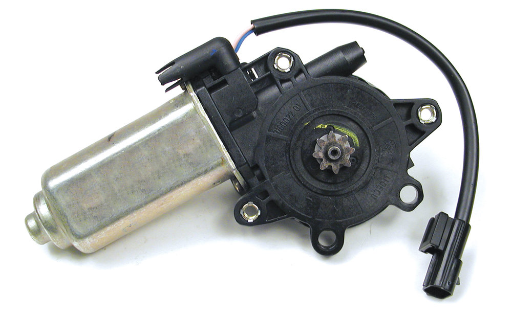 Window Motor CUR100450 For Land Rover Discovery I, Discovery Series II, And Range Rover Classic 1995-Only (See Fitment Notes)