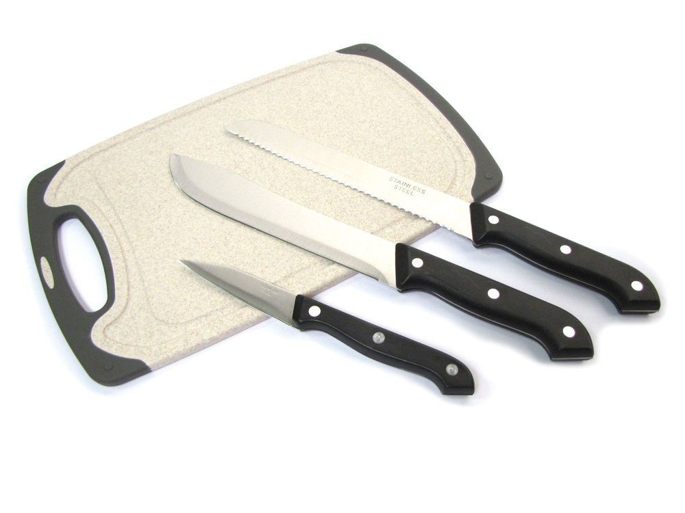 Camp Cutlery Set By Clearview Accessories, Stainless Steel Utensils With Carry Bag, 25-Piece Set