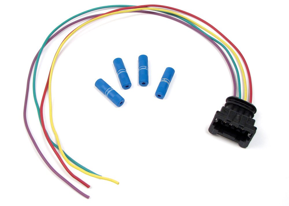 Tail Light Wiring Harness Repair Kit For Land Rover Discovery Series II, 1999 - 2002