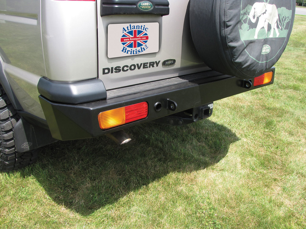 Land Rover Discovery 2 rear bumper