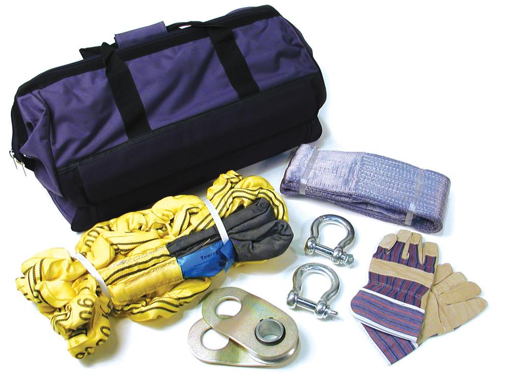 Winch Accessory Kit - Britpart Pulling Power Starter