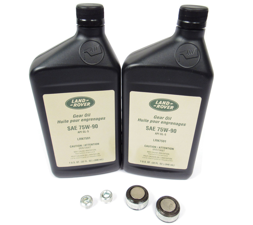 Differential Service Kit