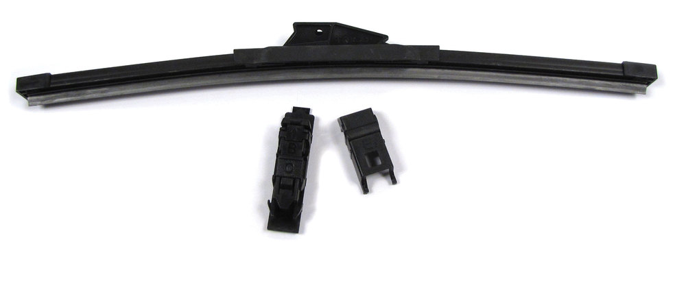 Rear Wiper Blade DKB500710, Winter Ice Flex Blade, New-Style Uniblade, For Land Rover LR3, LR4 And Range Rover Sport (See Fitment Years)