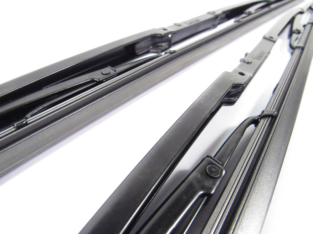 Wiper Blades, Front Pair Set, For Range Rover Full Size L322 2003 - 2012