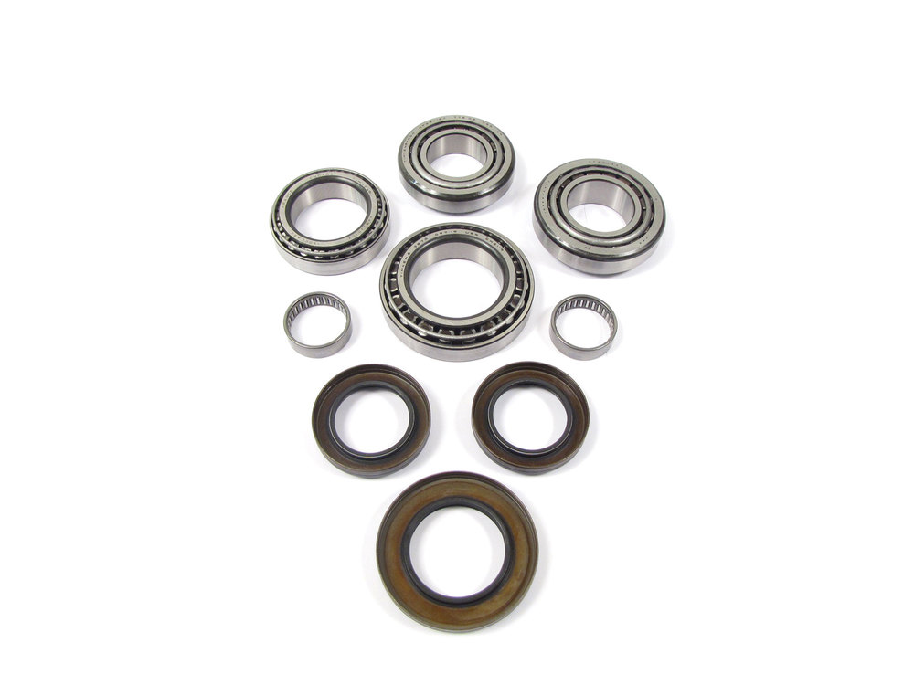 Differential Overhaul And Repair Kit For Rear Differential, Non-Locking Type, Includes Replacement Bearings, For Land Rover LR3, LR4 And Range Rover Sport (See Fitment Years)