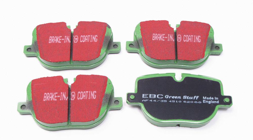 EBC Greenstuff Performance brake pads