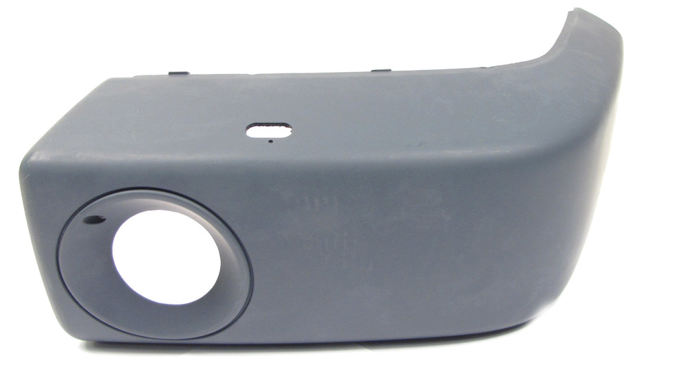 Genuine Bumper End Cap, Front Left Hand With Fog Lamps, For Land Rover Discovery Series 2 1993 - 1994