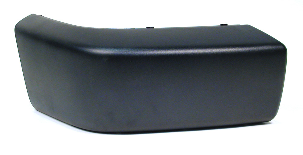 Genuine Bumper End Cap, Front Right Hand Without Fog Lamps, For Land Rover Discovery Series II, 2003 - 2004